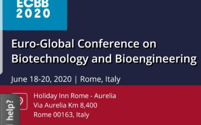 Euro-Global Conference on Biootechnology and Bioengineering