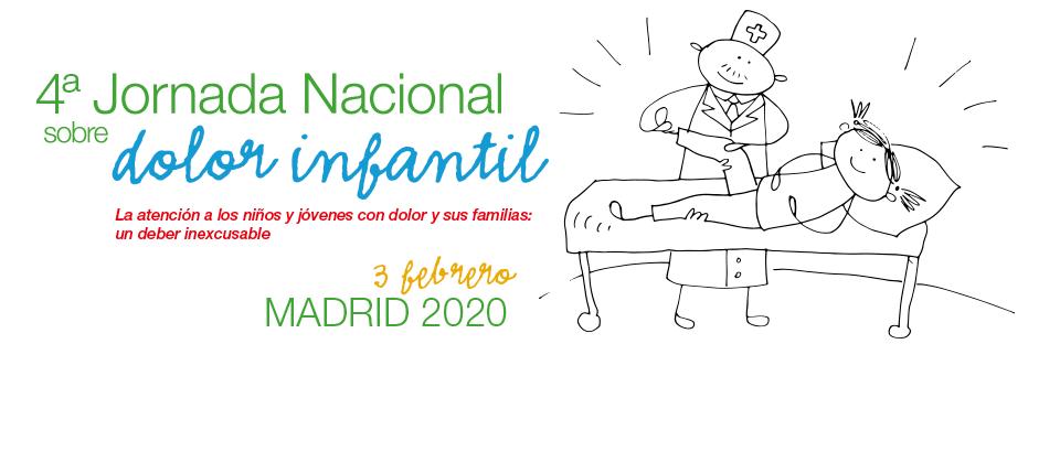 4ª Jornada Nacional sobre Dolor Infantil