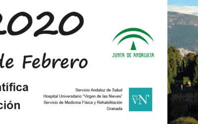 IX Jornadas de evidencia científica en rehabilitación. EVIGRA 2020.