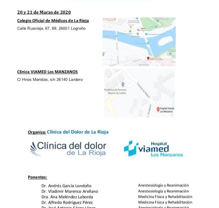 Curso de radiofrecuencia para médicos rehabilitadores
