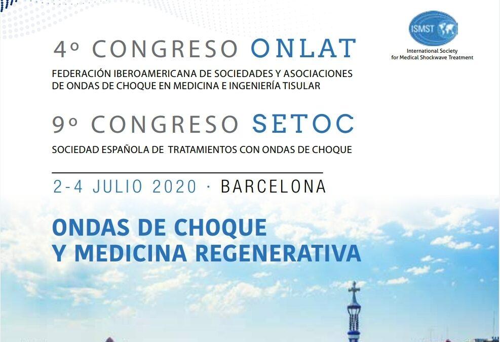 4º Congreso internacional Onlat y 9º Congreso SETOC