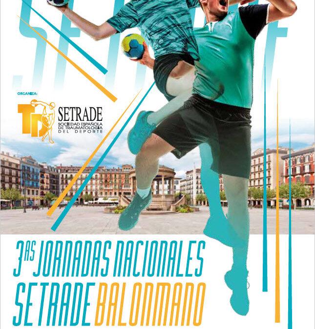 III Jornadas Nacionales SETRADE