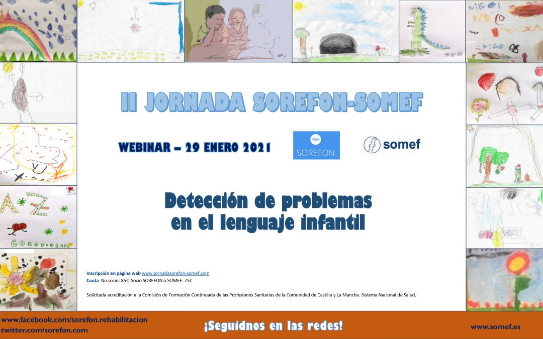 II Jornada Virtual SOREFON-SOMEF