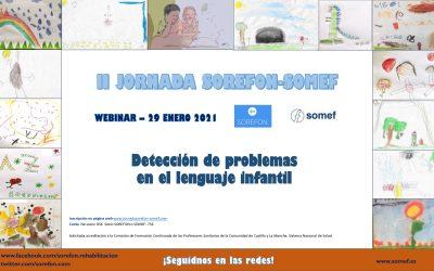 II Jornada Virtual SOREFON-SOMEF