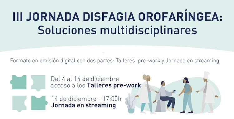 III Jornada de Disfagia Orofaríngea: Soluciones Multidisciplinares en el Hospital Príncipe de Asturias