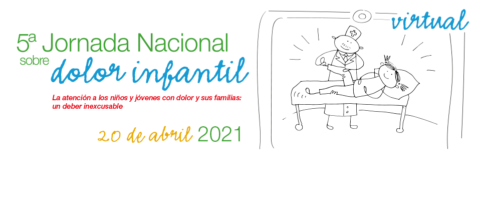 5ª Jornada Nacional sobre dolor infantil