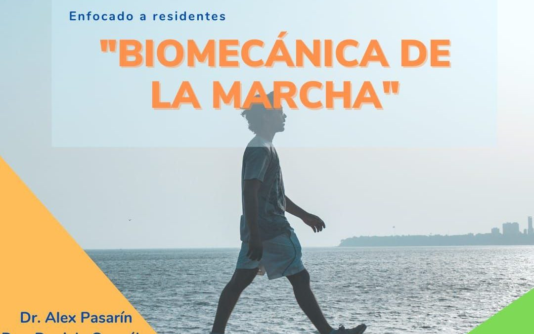 Biomecánica de la marcha