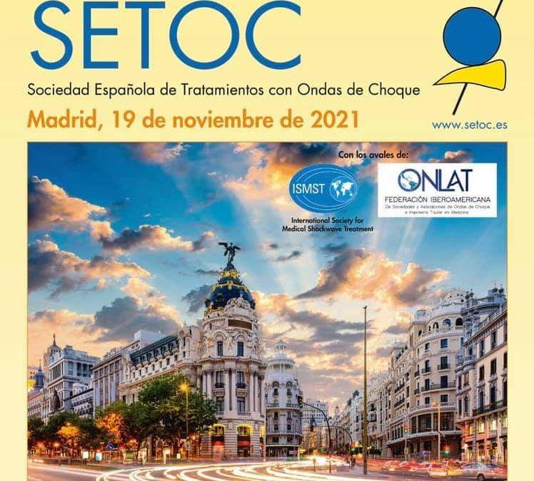 VI Curso de certificación SETOC